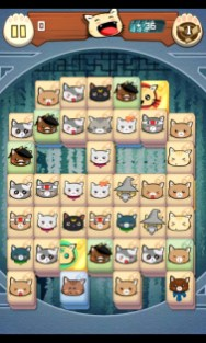 Hungry Cat Mahjong 2
