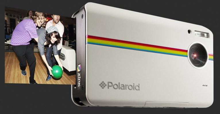 polaroid Z2300 6 - Polaroid réinvente l'appareil photo à tirage instantané avec le Z2300