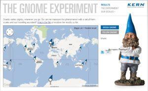 the gnome experiment 300x185 - The Gnome Experiment : un nain de jardin autour du monde