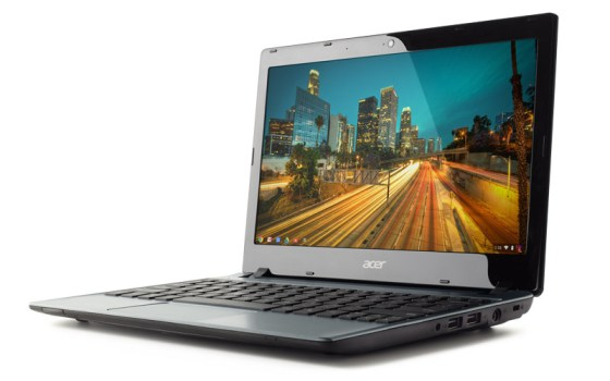 acer c7 chromebook 1 - Google officialise le Chromebook Acer C7 à 199 $