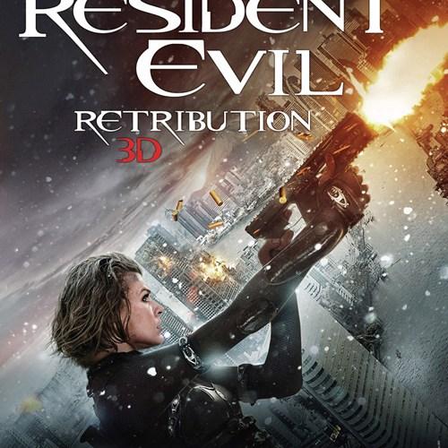 Resident Evil Retribution Affiche - [Film] Resident Evil Retribution : les représailles commencent