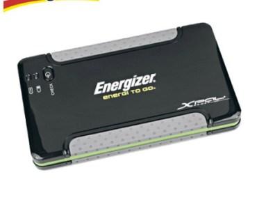 Test de la batterie portable Universel Energizer XP4001 – 4000 mAh 5