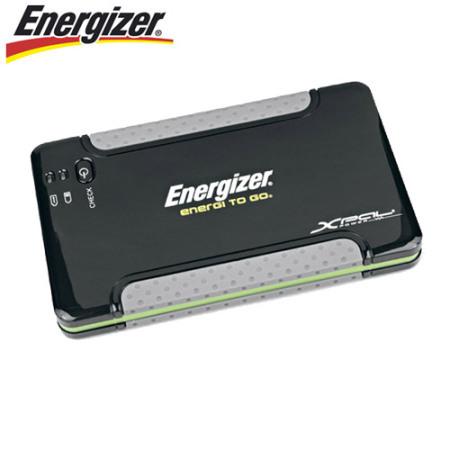 Test de la batterie portable Universel Energizer XP4001 – 4000 mAh 1