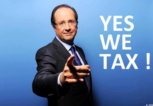 yes we tax - Hollande songerait à taxer les propriétaires après le remboursement de leur emprunt
