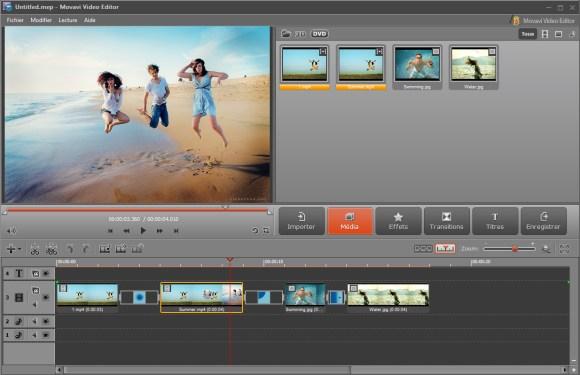 1 580x375 - Movavi Video Editor : créez simplement vos montages vidéos !