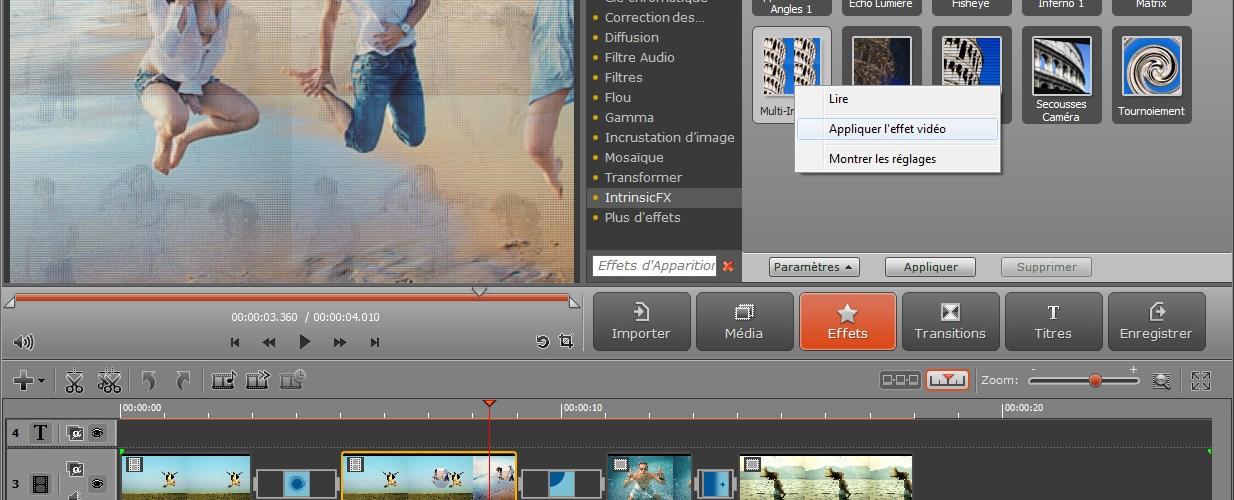 Movavi Video Editor : créez simplement vos montages vidéos ! 1