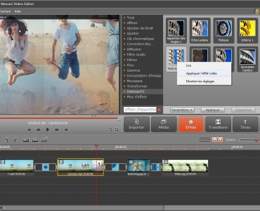 Movavi Video Editor : créez simplement vos montages vidéos ! 4