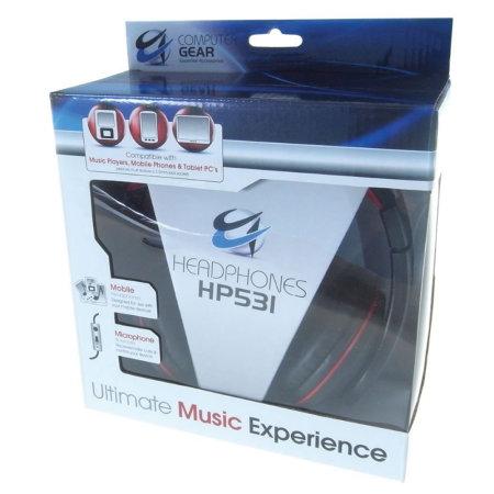 Emballage du casque HP531