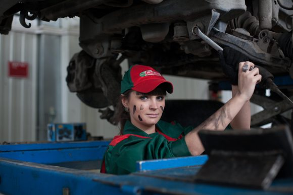 Le DIY (Do It Yourself) également à la mode en ce qui concerne l'entretien des véhicules.