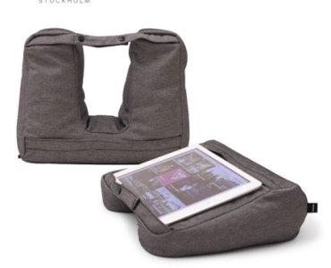 Test du support 2-en-1 pour tablette et coussin de voyage 2