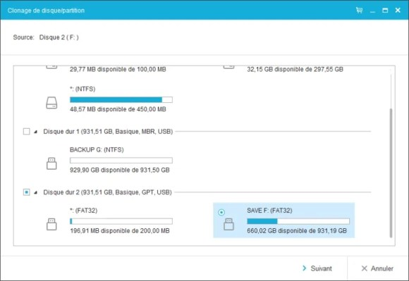 Comment cloner un disque dur HDD vers un SSD sous Windows 10 ? 1
