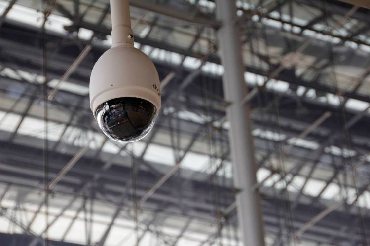 Caméra de vidéo surveillance extrieure
