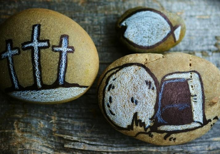 Semaine sainte croix pâques