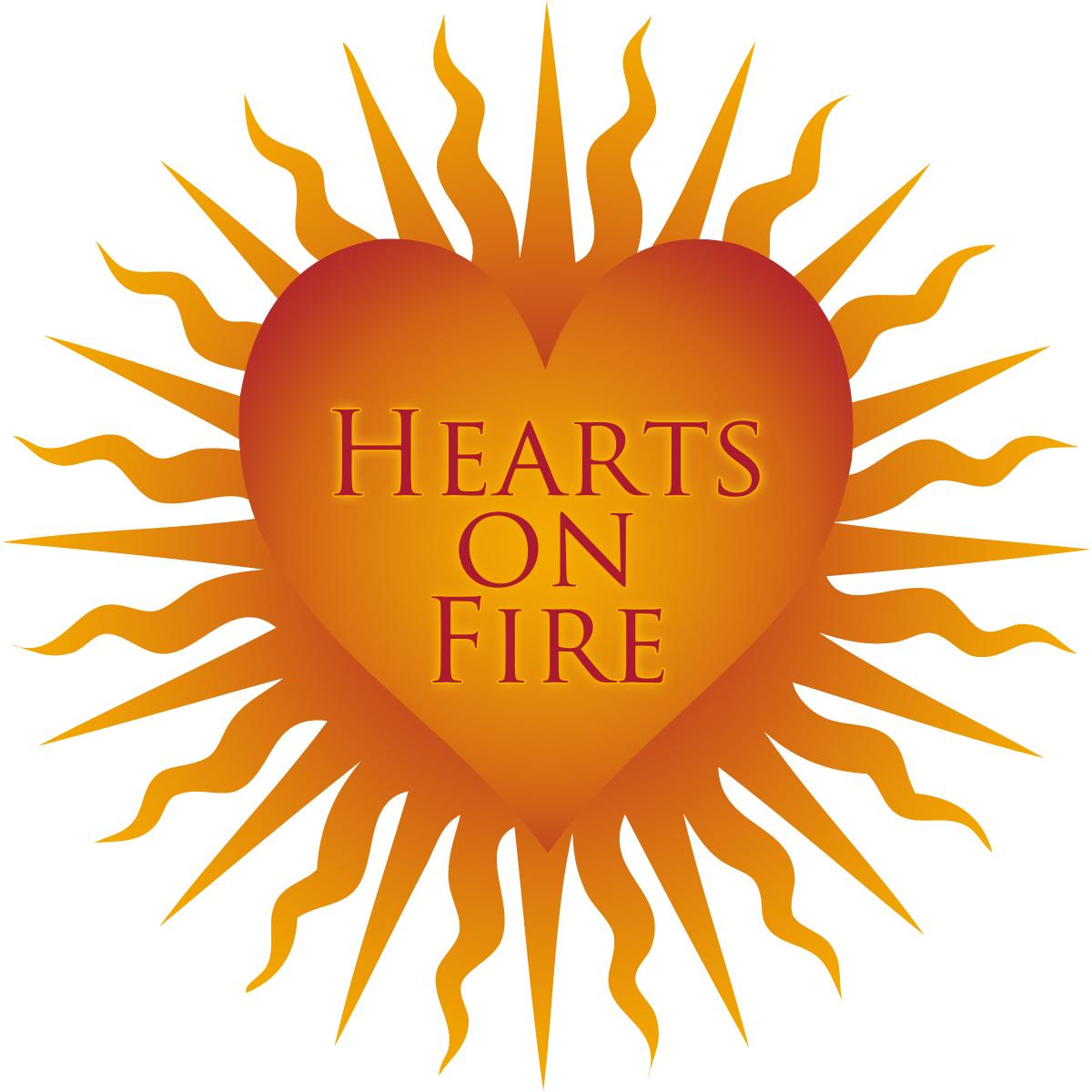 Image result for hearts on fire jesuit