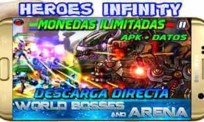 Heroes Infinity Apk MOD Unlimited