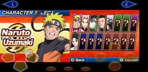 Naruto Shinobi Rumble Apk
