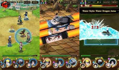 Naruto Ultimate Blazing Apk Mod