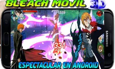Bleach Movil descarga directa