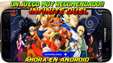 Infinite Duel Mod descarga directa