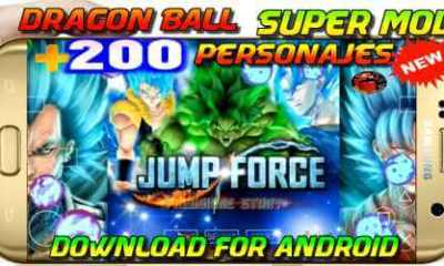 Dragon Ball TTT Mod Jump Stars