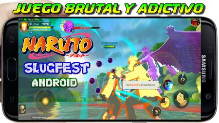 Naruto Slugfest descarga directa