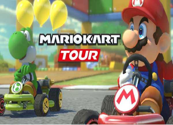 Mario Kart Tour Disponible