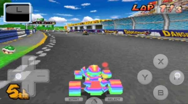 Juego Kart Racing