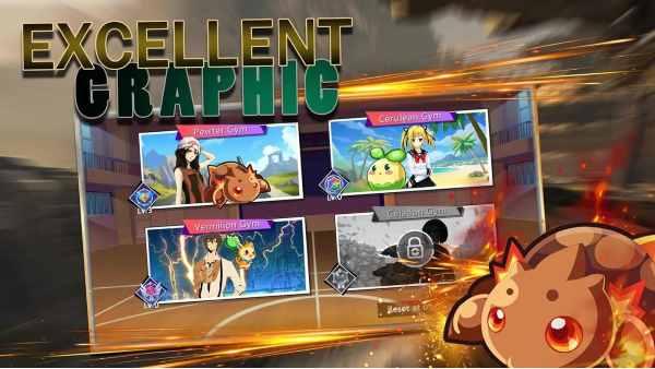 Pokemon Monster Fantastic Game