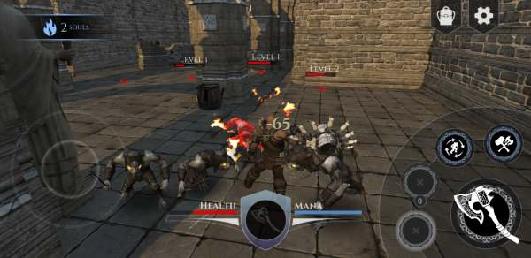 The Slayer Juego Android