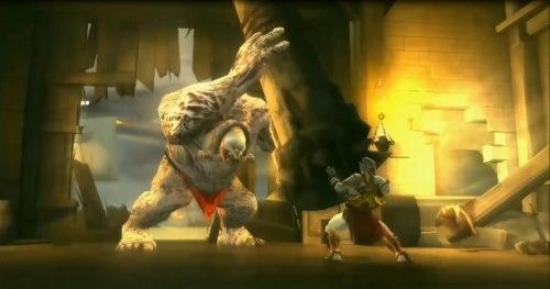 God of War Mod