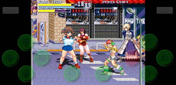 Descarga Anime Girls Fighter