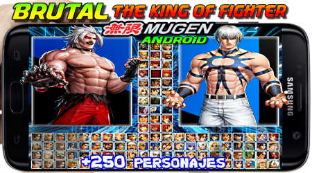 Descarga KOf Mugen Imperial