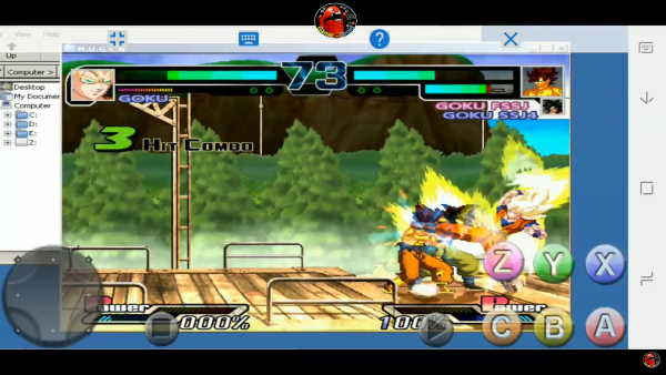 Mugen Dragon Ball Heroes disponible para Android