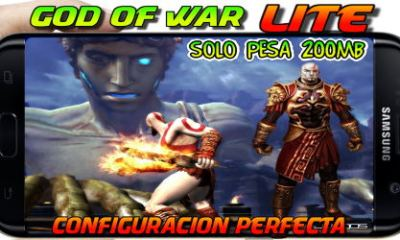 Descargar God of War Lite con Damon ps2