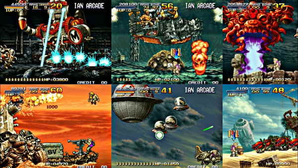Descargar Metal Slug Infinite Mod 2019