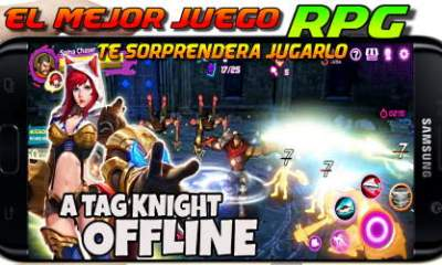 A tag Knight Mod offline