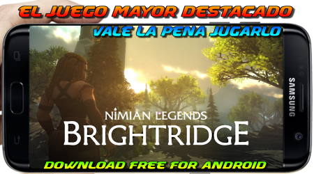 Nimian Legends BrightRidge MOD