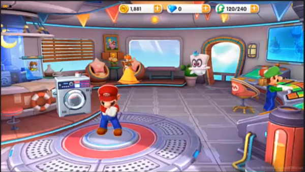 Mega Aventura Mario World