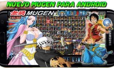 Nuevo Mugen One Piece