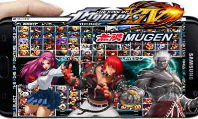 Nuevo King Of Fighter ultra