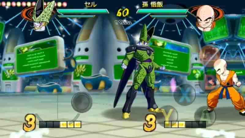 Dragon Ball Fighter Z Mod Tap Battle