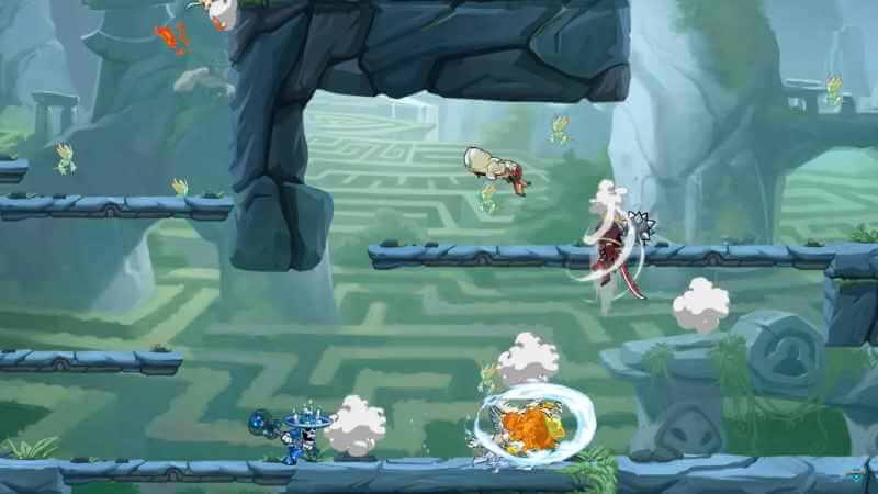 Rayman Brawlhalla para Android