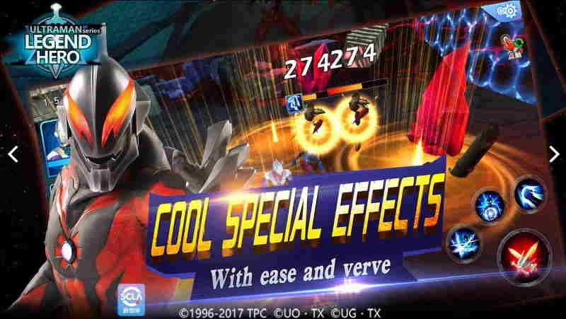 Download Ultraman Legend Hero