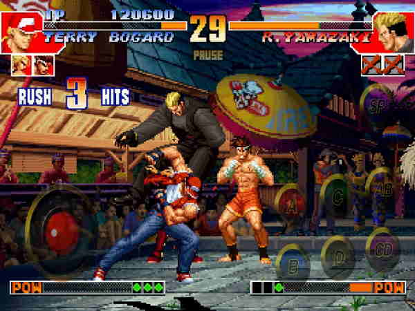 The King of Fighter 97 super plus