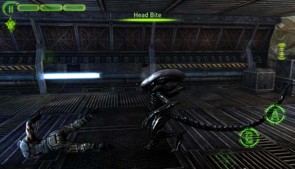 Alien vs Predator Evolution
