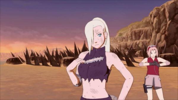 Naruto Mod Jikage Rising