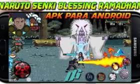 Naruto Senki Blessing Ramadhan