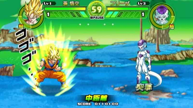 Dragón Ball Fighter Z
