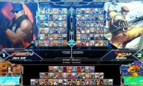Mugen Capcom vs SNK multiverse