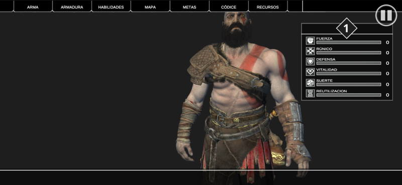 God of War 4 espectacular juego